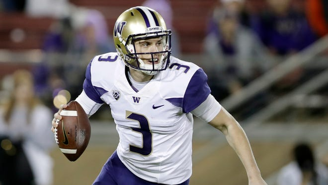 Jake Browning and Washington could still make the Pac-12 championship game -- but only if the Huskies win their final two games, and Cal upsets Stanford in the Big Game on Saturday.