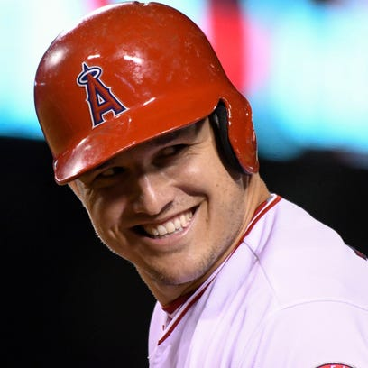 Millville's Mike Trout wins second AL MVP award