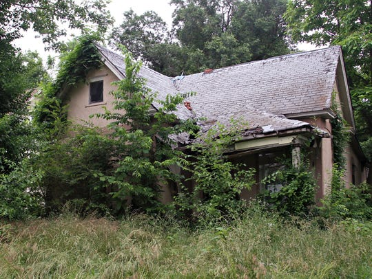 This house at 2230 N. East Avenue has been classified