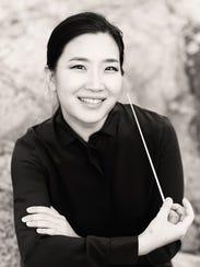 Korean conductor Eun-Sun Kim will become the first