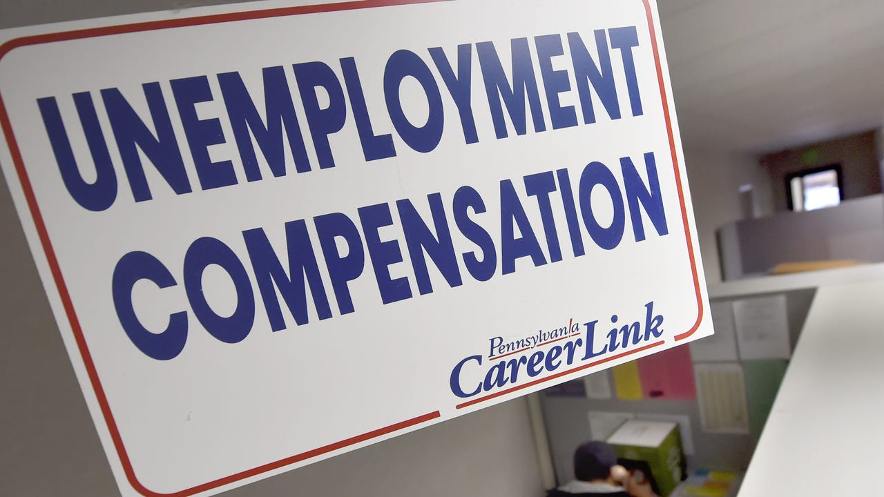 Dennis Sprague of Newberry Township hopes to avoid the frustration of phone call waits from home with a visit to CareerLink about his unemployment.