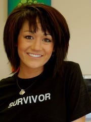 2009 Galena High School grad survived leukemia but now at 26 is battling an aggressive form of brain cancer.