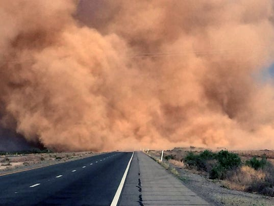 Dry Winter Means More Dust Storm Danger In Arizona Beyond