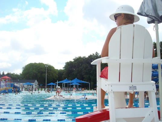 Tosa Hoyt Park and Pool.