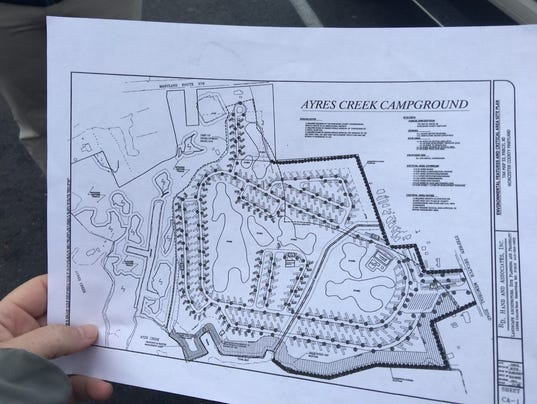 Ayres Creek Campground Proposal-1