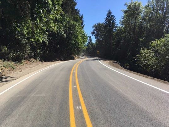 River Road South reopens to traffic