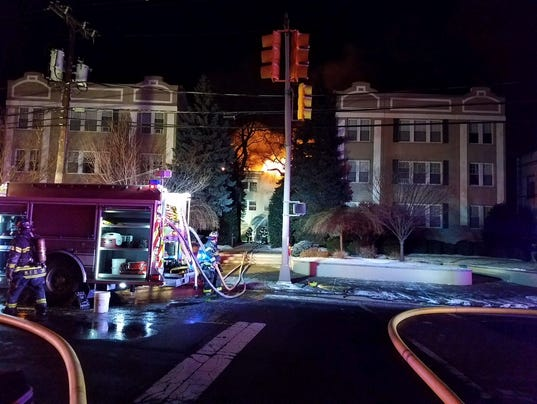 Summit Ave Fire