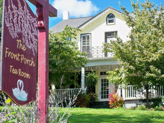 Front Porch Tea Room