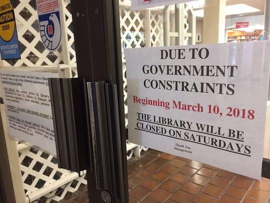 library-closed-saturday