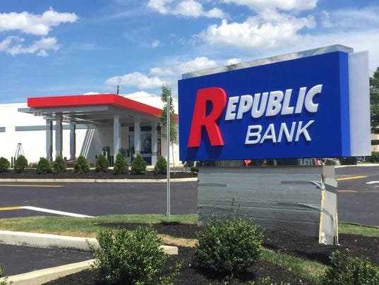 Expanding Republic Bank Could Be Commerce Clone For Vernon