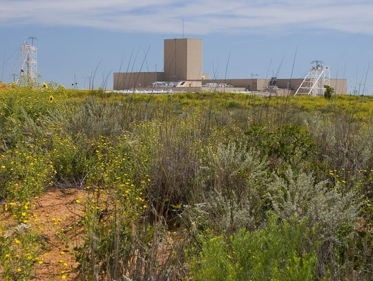 The Waste Isolation Pilot Plant is located in Eddy