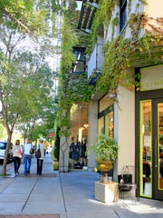 Healdsburg, Calif. has fantastic shopping, dining and