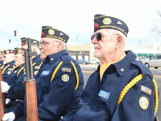 Veterans celebration primary