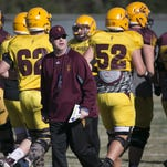 "ASU OC Chip Lindsey: ""I wanted to be here, this is a great place"""
