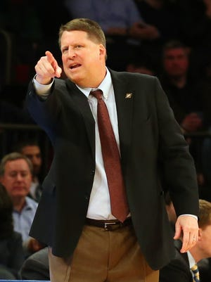Old Dominion Monarchs head coach Jeff Jones.