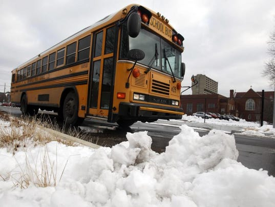 IndyStar stock school stock education stock school bus stock weather -013-4-pix.jpg20110303.jpg