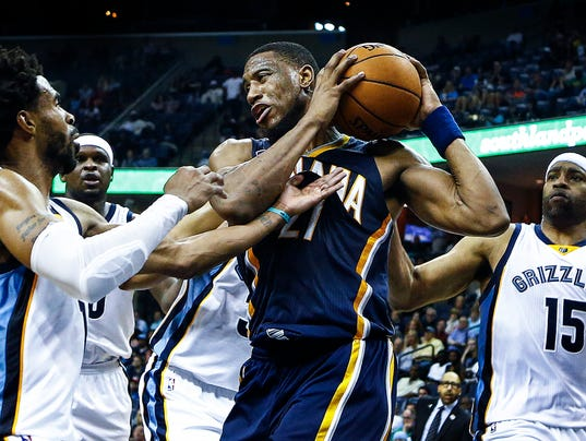 Pacers Thaddeus Young Pays For Weight Room At Mitchell High School - Mitchell high school memphis tn