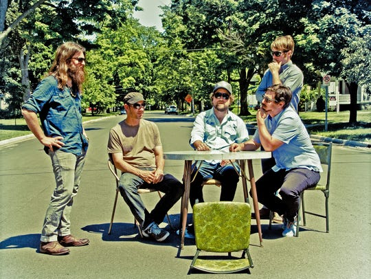 Greensky Bluegrass moves into Higher Ground for two