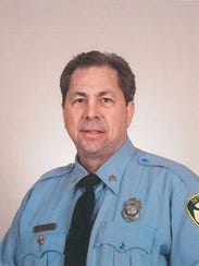 Detroit Fire Lt. David McLeod