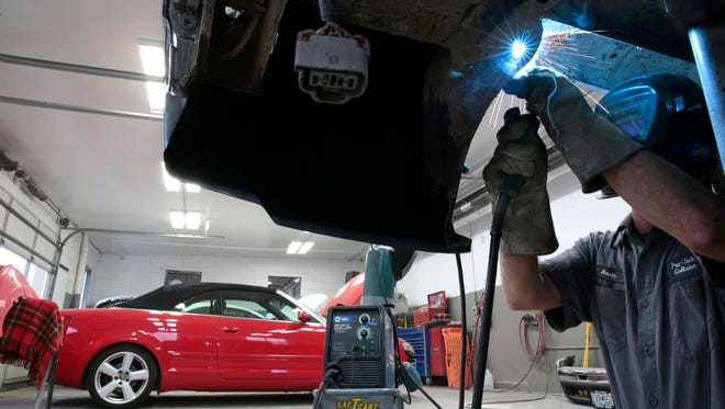 Michigan is the state with the second-most-expensive car repairs in the nation, according to RepairPal.com.