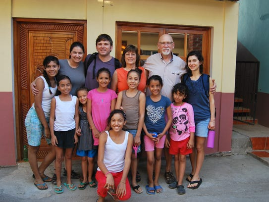 """I have visited CICRIN, the children's home in Ometepe,"