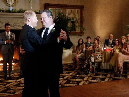 Modern Family Wedding Is Special For Its Normalcy