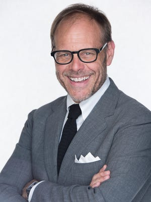 """Food Network star Alton Brown will bring his culinary variety show """"Eat Your Science"""" to the Hershey Theatre on Tuesday, Nov. 7."""
