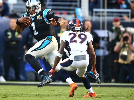 NFL: Super Bowl 50-Carolina Panthers vs Denver Broncos