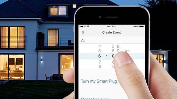 TP-Link Smart Plug app