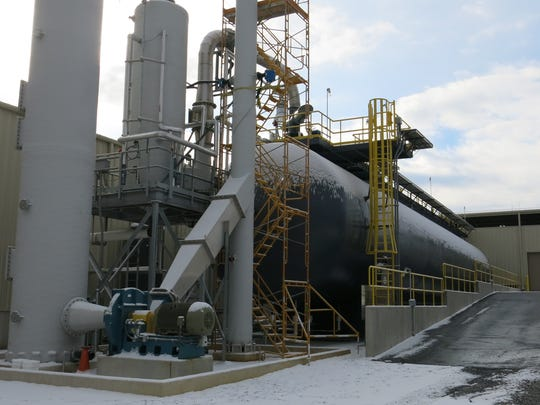 Ammonium Perchlorate Rocket Motor Disposal facility