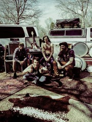 All Them Witches will headline the 2018 Seven Sense Festival at Gravely Brewing.