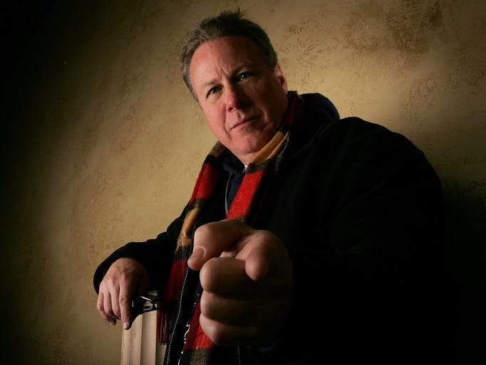Actor John Heard, seen here posing for a portrait at