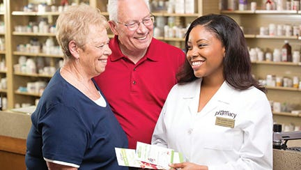 Wegmans Pharmacy received that highest overall satisfaction scores in a new JD Power study.