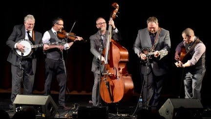 Acclaimed bluegrass group Balsam Range will perform a free outdoor concert at 7 p.m. July 13 as part of the 2018 Muncie Three Trails Music Series.