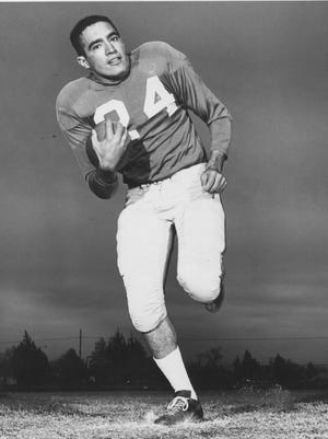 Bobby Cavazos, seen here during his time at Texas Tech, will be inducted into the Texas High School Football Hall of Fame in May of 2018.