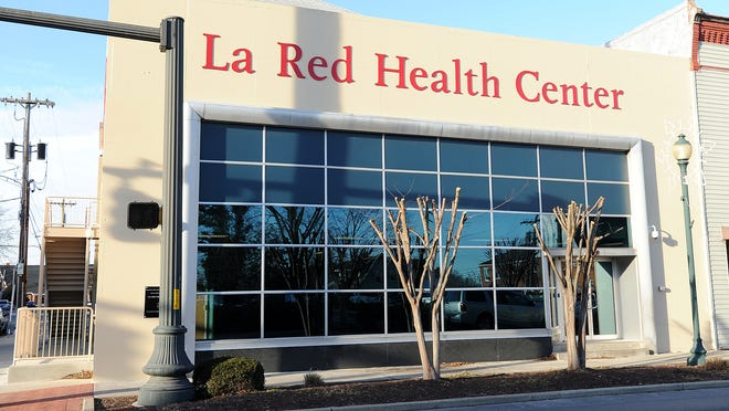 La Red Health Center's Seaford medical clinic is shown.
