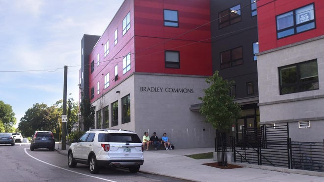 Police are investigating the deaths of two people, a man and a woman, at the Bradley Commons Apartments in Dover.