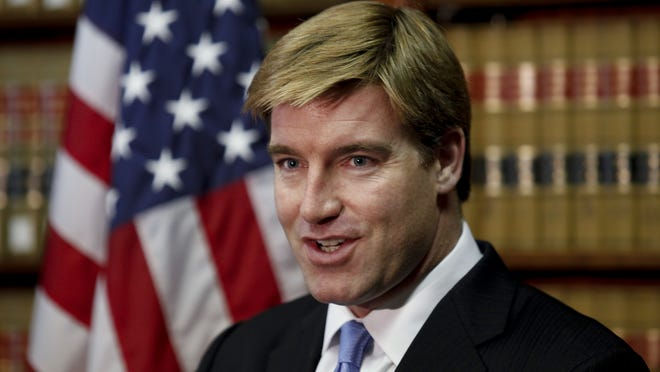 Attorney General Jack Conway (By Sam Upshaw Jr., The Courier-Journal) Jan. 26, 2011