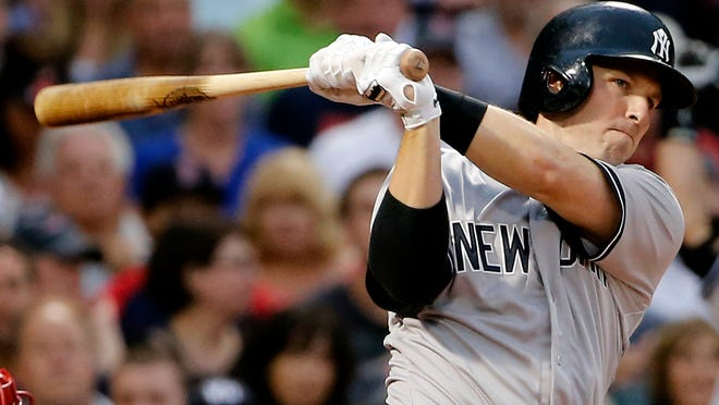 The Yankees expect Stephen Drew to rebound after a disappointing season.