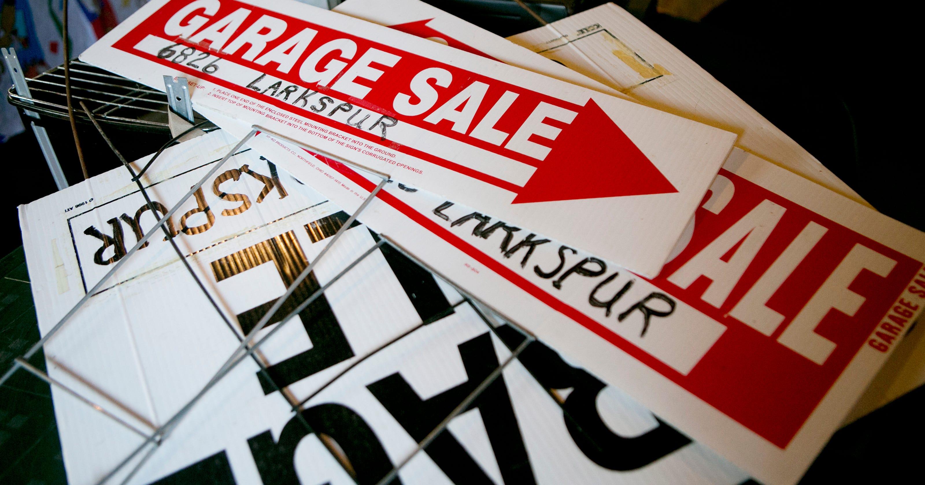 Community-wide rummage sales a hit in Wisconsin Rapids area