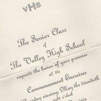 Advice local grads got 100 years ago