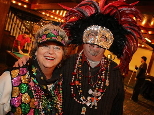 The annual Fat Tuesday Priscus Procession through downtown