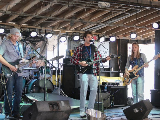 You can catch the Whyte Caps on Saturday at Hub Stacy's at the Point and Monday at the Flora-Bama on Perdido Key.