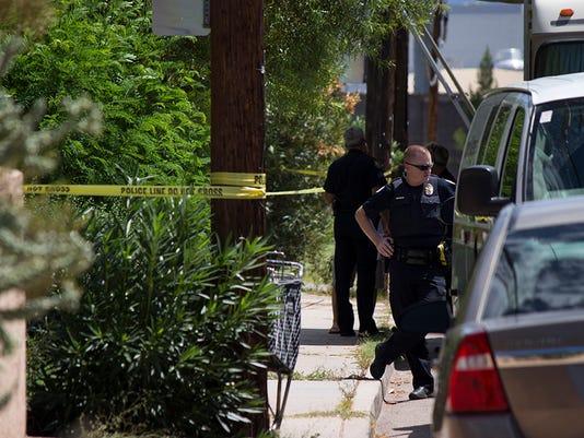Phoenix beheading crime scene