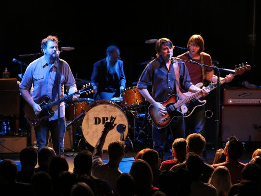 The Drive-By Truckers will perform at Vinyl Music Hall Thursday night.