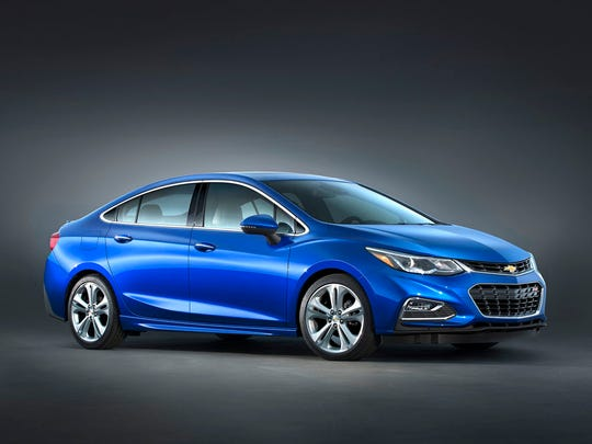 Chevrolet Cruze diesel – GM hopes to pick up some of the sales VW loses