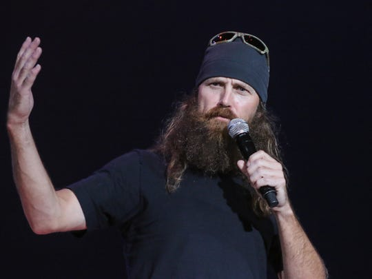 """Duck Dynasty"" star Jase Robertson will be the guest speaker at this Sunday's service at Henderson's First Assembly of God."
