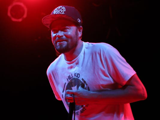 Fortunate Youth performs at Vinyl Music Hall Wednesday night.