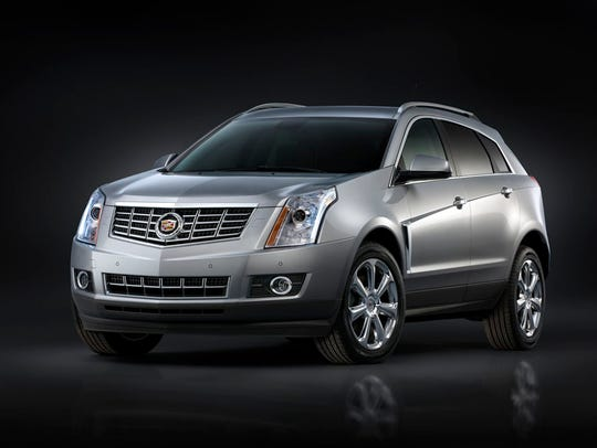 2016 Cadillac SRX Crossover