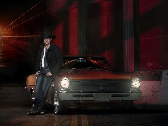 Country music star Tracy Lawrence will perform at the Renaissance Theatre at 8 p.m. Jan. 16.
